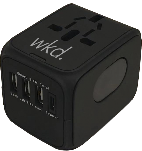Worldwide Universal Travel Charger by WKD Online